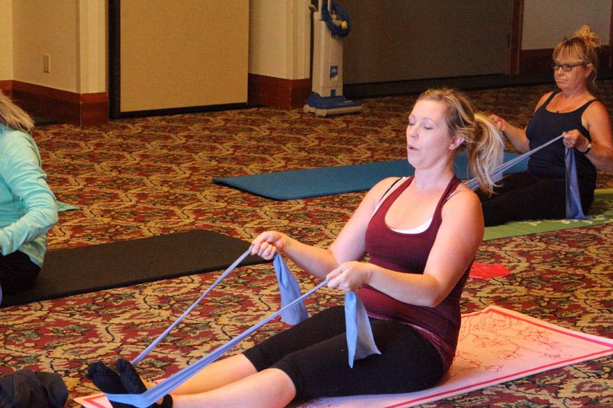 Yoga and Pilates at Holiday Inn West Yellowstone