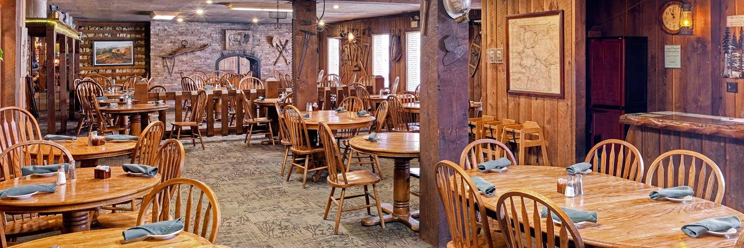 Yellowstone Mine Restaurant at the Best Western by Mammoth Hot Springs