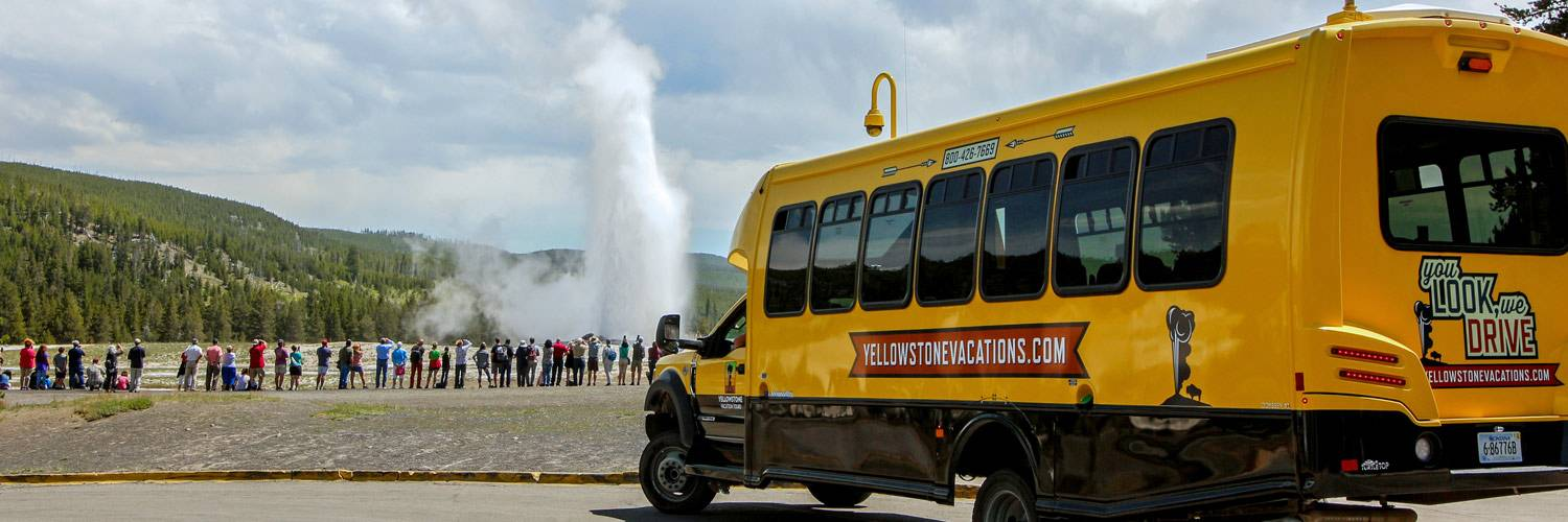 Yellowstone National Park Tours & Activities